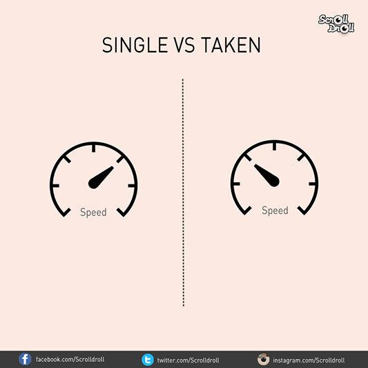 Single Vs Taken 7