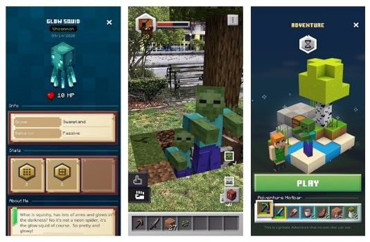 Minecraft Earth Download 4e2cd