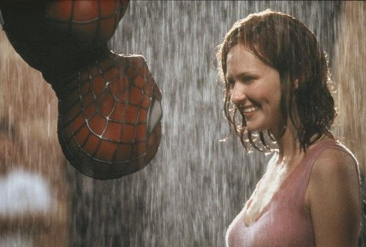 Kirsten Dunst As Mary Jane In 2002 Spider Man C8184