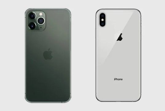 Iphone 11 Pro Vs Iphone Xs C42c9