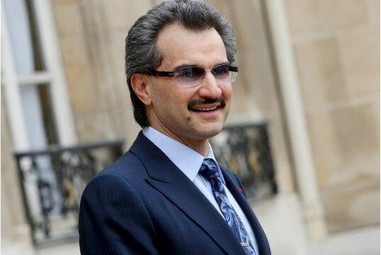 Pangeran Al Waleed Bin Talal A625d