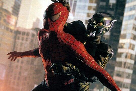 Spider Man Efebe