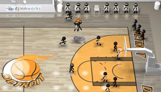 Download Stickman Basketball
