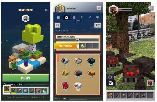 Minecraft Earth Apk B0e07