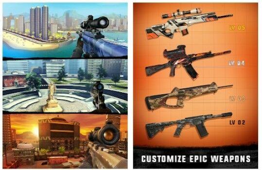 Sniper 3d Assassin Mod Apk Unlock Premium A7ed1