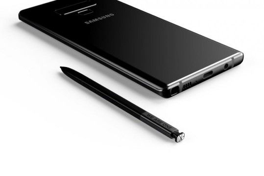 Samsung Galaxy Note 9 Edisi EXO 0e6e4