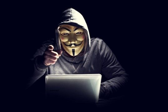 Anonymous Cyber Beda4