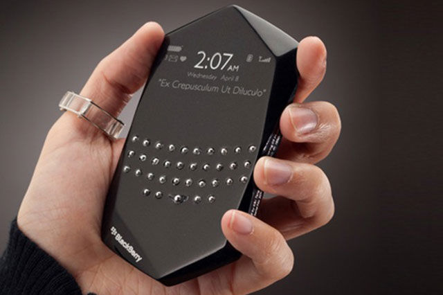 blackberry empathy