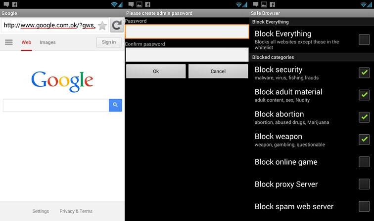 Safe-Browser-The-Web-Filter