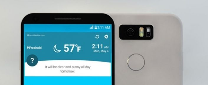 konsep LG G6