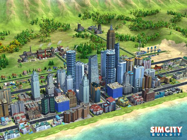 Sim City Build It