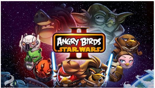 Game Android Angry Birds Star Wars II Free