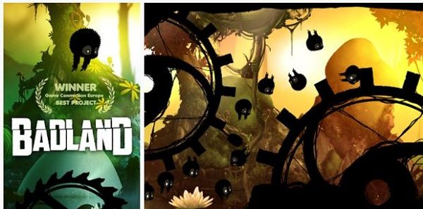 Game Android Badland
