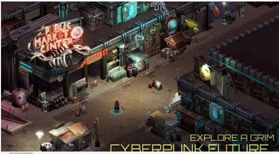 Game Android Shadowrun Returns
