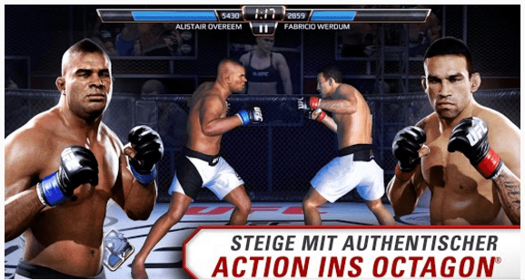 Game Android EA Sports UFC