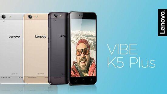 Smartphone Android murah terbaik 2017, Lenovo Vibe K5 Plus