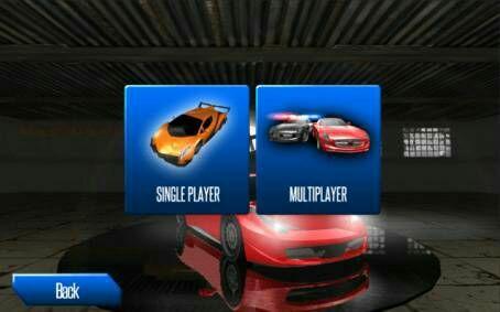 Racers Vs Cops Multiplayer