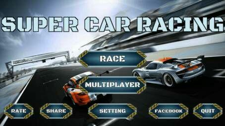 Super Car Racing Multiplayer