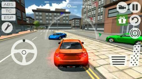 Multiplayer Car Race