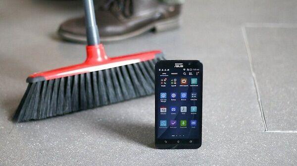 Clean Master atau Aplikasi Pembersih Sejenisnya