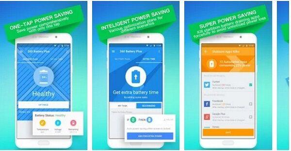 360 Battery Plus – Power Saver