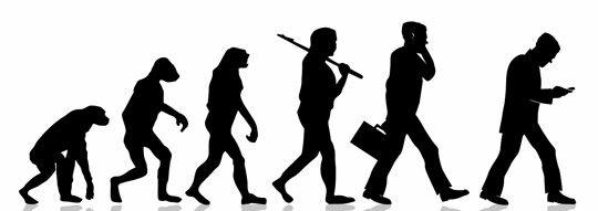 Evolution Mobile Phone