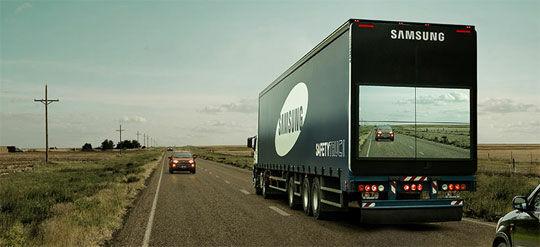 Samsung Safety Truck 2