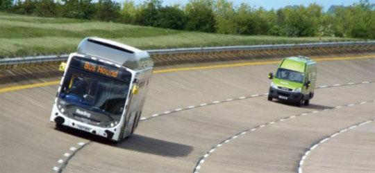 Bus Hound Top Speed