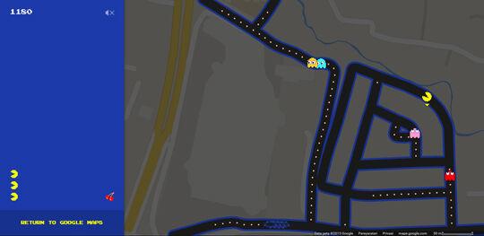Pac Man Gandaria City