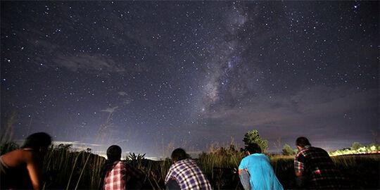 Tempat Melihat Hujan Meteor