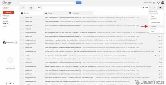 Gmail Undo Send 2
