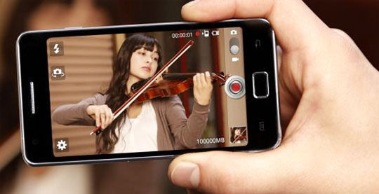 Take Video With Smartphone