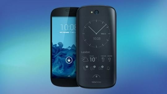 Smartphone Dual Layar 5