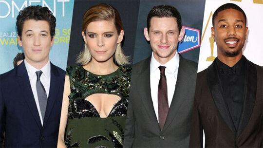 Fantastic Four Cast