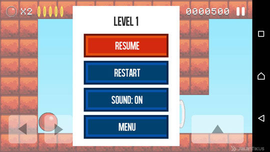 Game Bounce Android 4