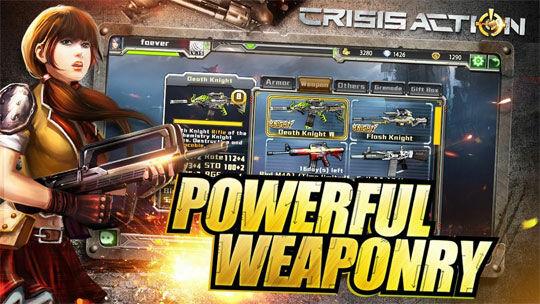 Crisis Action 3