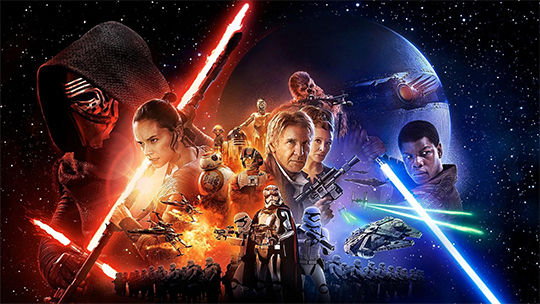 Star Wars The Force Awaken