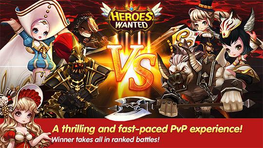 Heroes Wanted Apk