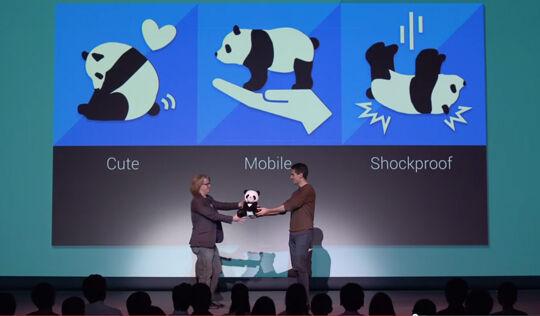 Google Panda Pers Converence
