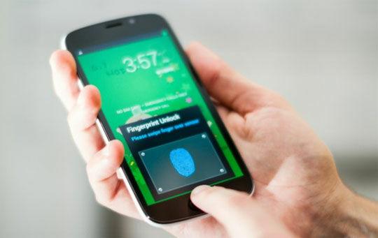 Fingerprints Android M