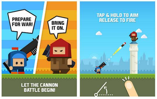 Cannon Hero Must Die