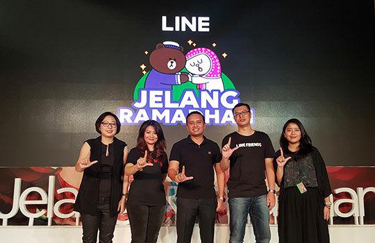 Line Jelang Ramadhan