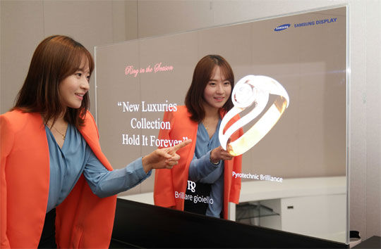 New Samsung Display