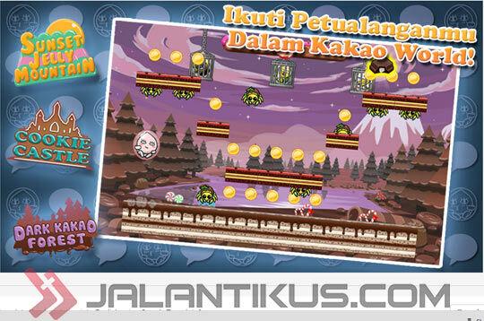 Kakao Game Pertama Dari Indonesia, Jumpin Apeach
