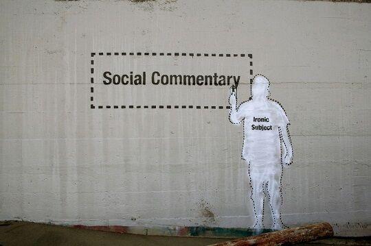 Graffiti Sindir Pengguna Internet 15