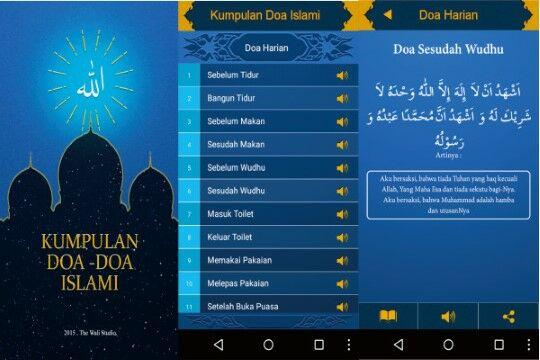 Aplikasi Doa Harian Islam 1e5ec
