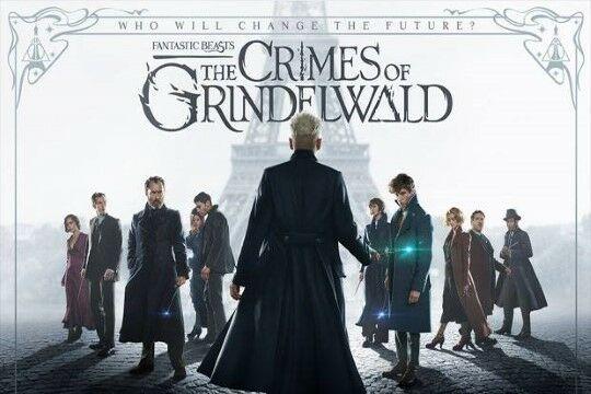 film Fantastic Beasts The Crimes of Grindelwald