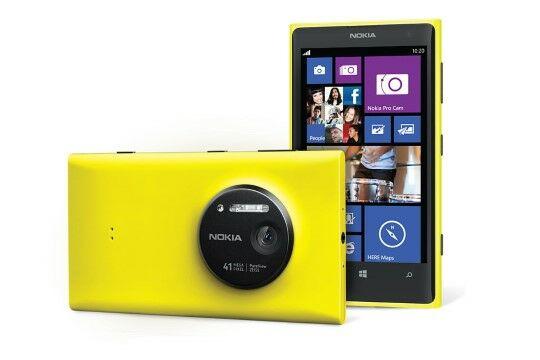 Nokia Lumia 1020 525b0