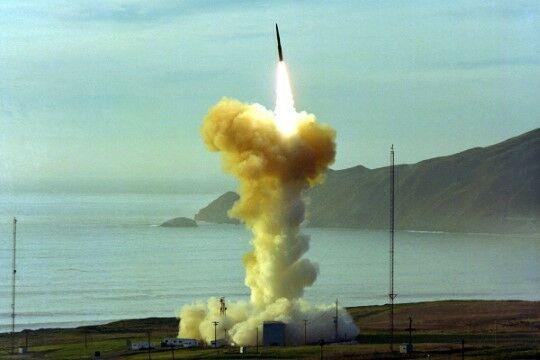 LGM 30G Minuteman III Custom 9d230