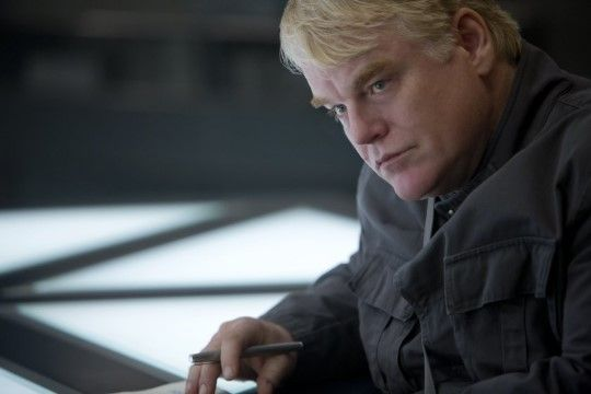 The Hunger Games Mockingjay Phillip Seymour Hoffman 4a2c8